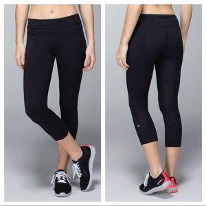 Lululemon Inspire Crop Luxtreme Legging